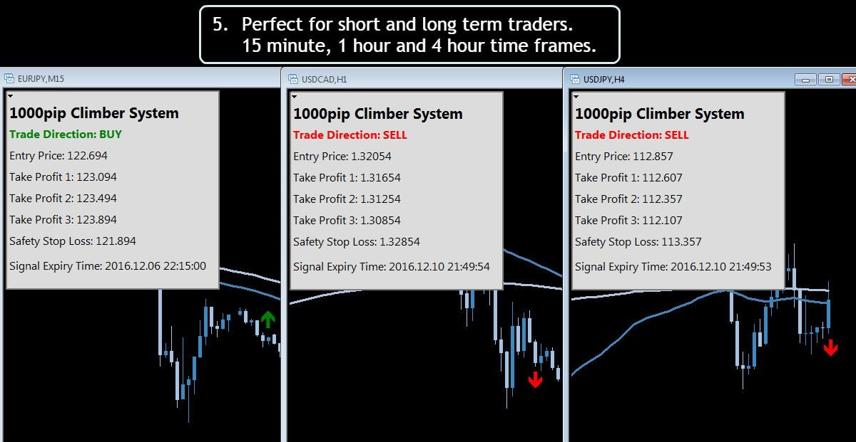 Rules based trading system